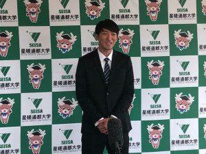 【新着動画】河村説人投手ドラフト指名の瞬間・インタビュー!