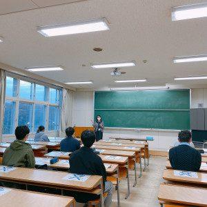 11/3(火)マナー講座を開催しました。