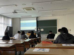 第2回 留学生単独就活セミナーの実施